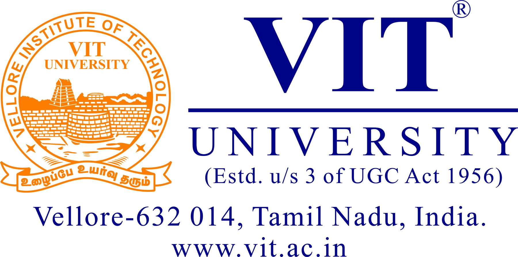 Honor by Vellore institute of technology university