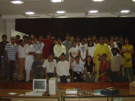 Dramatics Club -VIT 2005