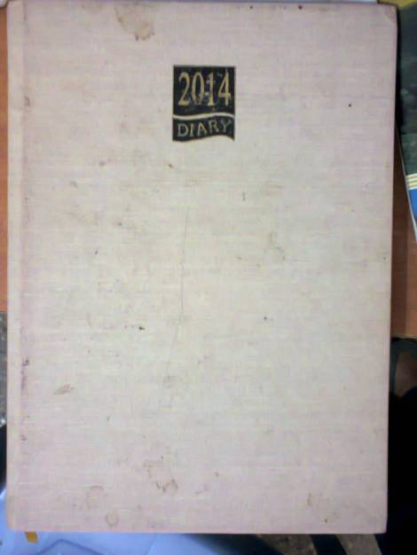 Ankit Khandelwals diary 2014