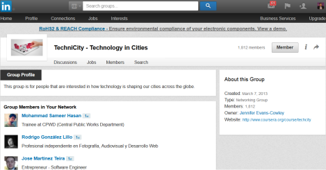 LinkedIn Group_Technicity