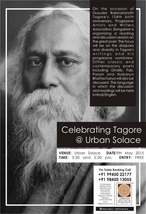 celebrating tagore