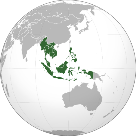 South-East Asia((UN Statistics Division subregion)
