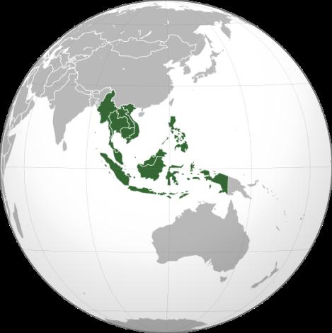 South-East Asia((UN Statistics Division subregion)