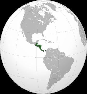 Central America (UN Statistics Division subregion)