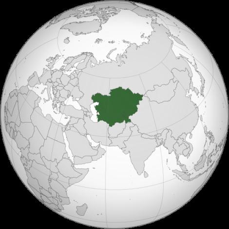 Central Asia (UN Statistics Division subregion)