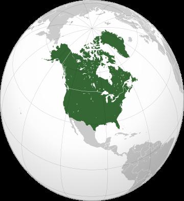 Northern America (UN Statistics Division subregion)